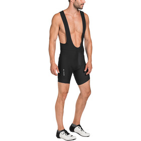 VAUDE Advanced III Bib Shorts Heren, black